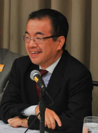 Peace on Earth: An Interview with Rev. Kyoichi Sugino