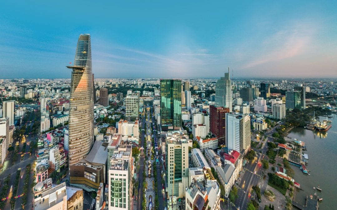 Launch Featured in Vietnamese News