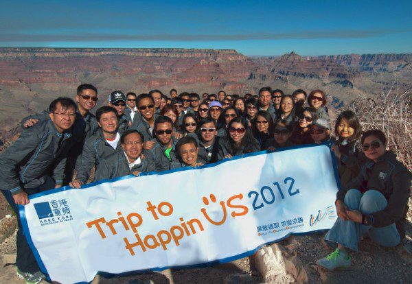 HKBN's management has annual experiential trips to explore the world and get inspired together.