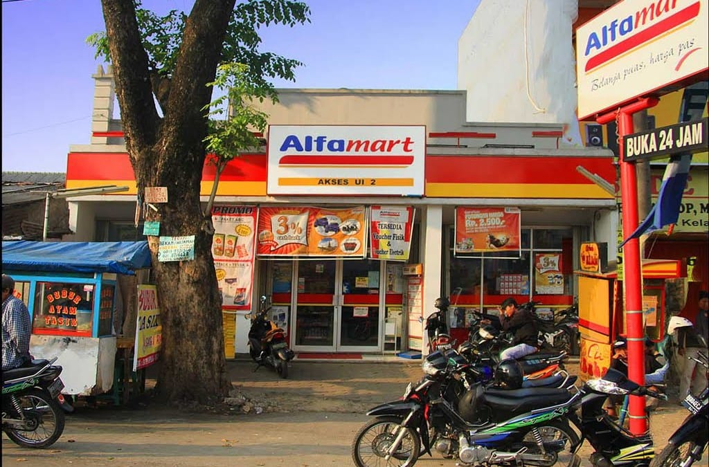 Riding the High Waves of Indonesia's Retail Scene