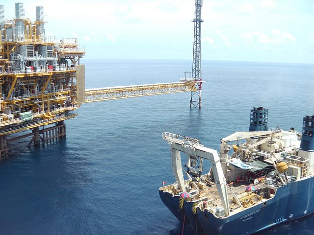 There remains unexplored opportunities in deepwater drilling for Asia. Photo: Alcatel-Lucent, Flickr.