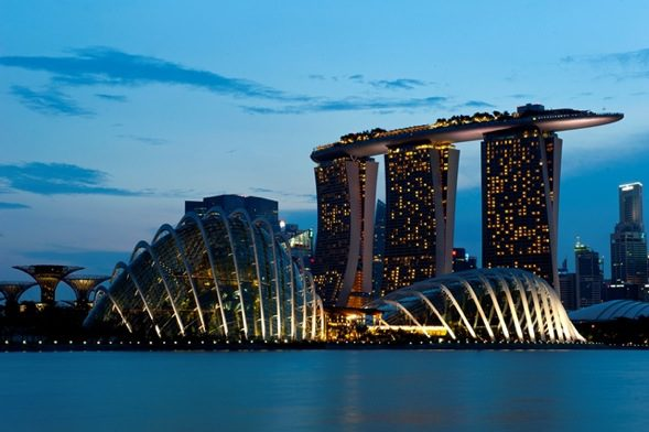 Gardens by the Bay (Bay South), Singapore (CPG)