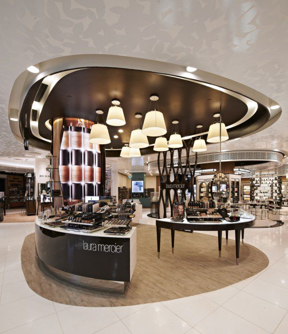 Seven beauty brands at TANGS present themselves in the form of new, shop-in-shop beauty boutiques instead of the traditional beauty counter. This is in line with the their vision of a new hybrid shopping concept, which combines the coziness of shopping in department stores and the flagship boutique experience previously only found in shopping malls. PHOTO: C.K. Tang Limited