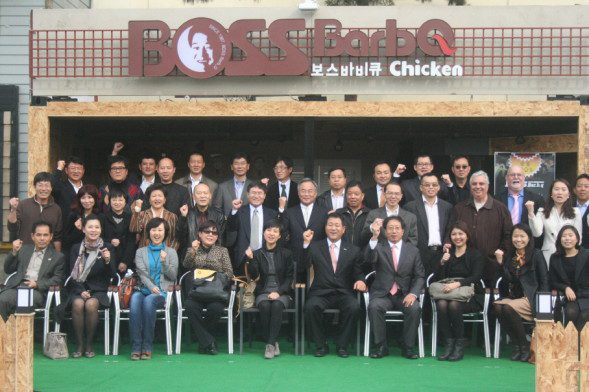 Asiawide Franchise clients on a Korea Business Mission to visit various franchise companies in Korea. PHOTO: ASIAWIDE FRANCHISE