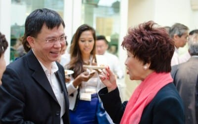 Business leaders convene to discuss new ideas at Shape the World Conference Myanmar