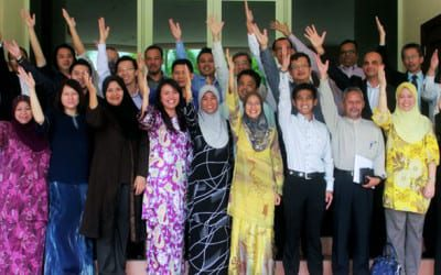 DST becomes first Bruneian company to complete organisational branding exercise