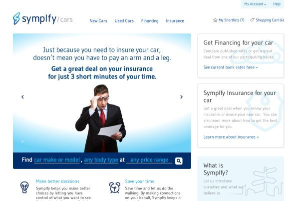 New Symplfy.com Website Transforms Car Buying in the UAE