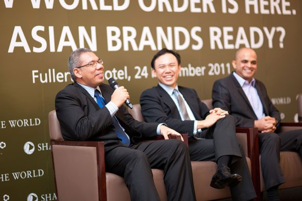 Regional leaders move to redefine the Asian brand at the 4th Shape the World Conference
