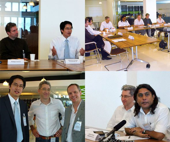 Round Table Discussion: Design Leadership in Asia