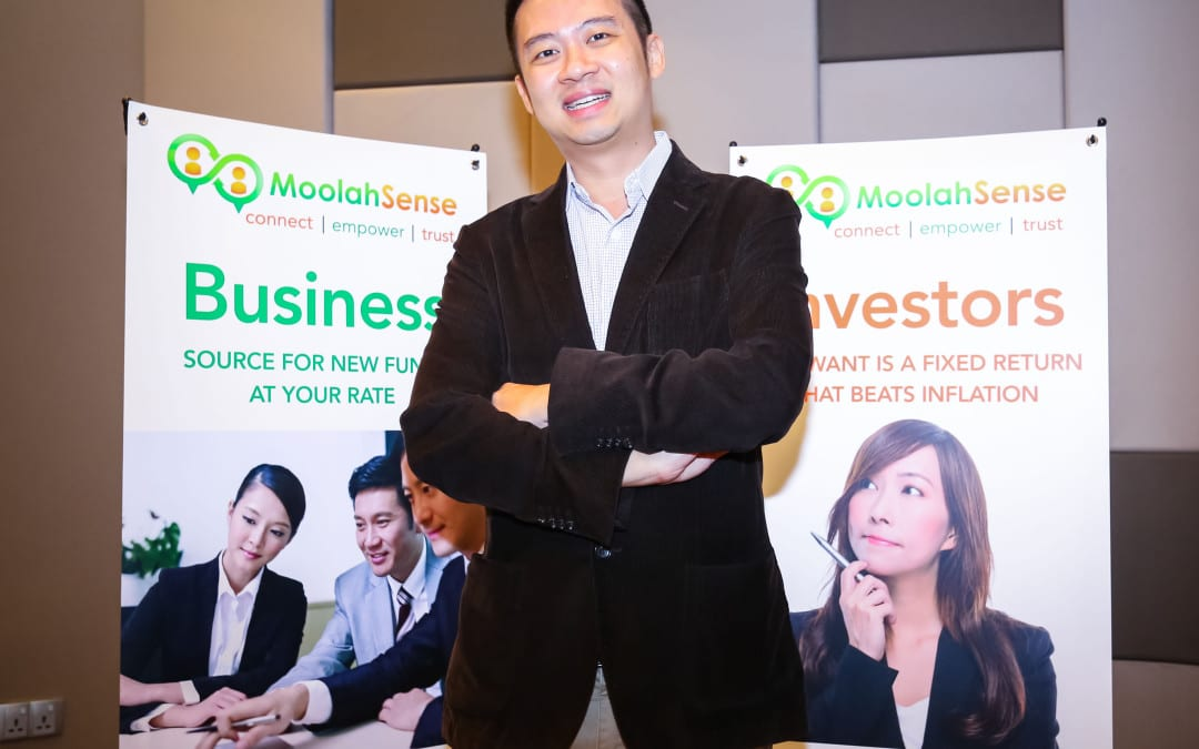 Interview with MoolahSense on solving financing issues for local businesses and entrepreneurs