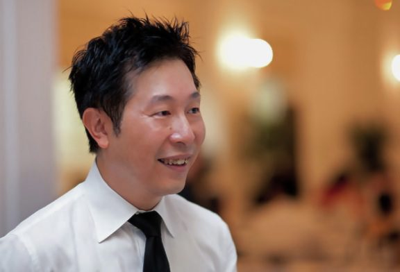 Felix Fong appointed as External Examiner for Raffles University