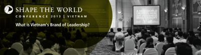 5th Shape the World Conference in Vietnam