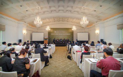 Business Leaders Convene to Discuss Practical Steps to Build Global Sri Lankan Brands