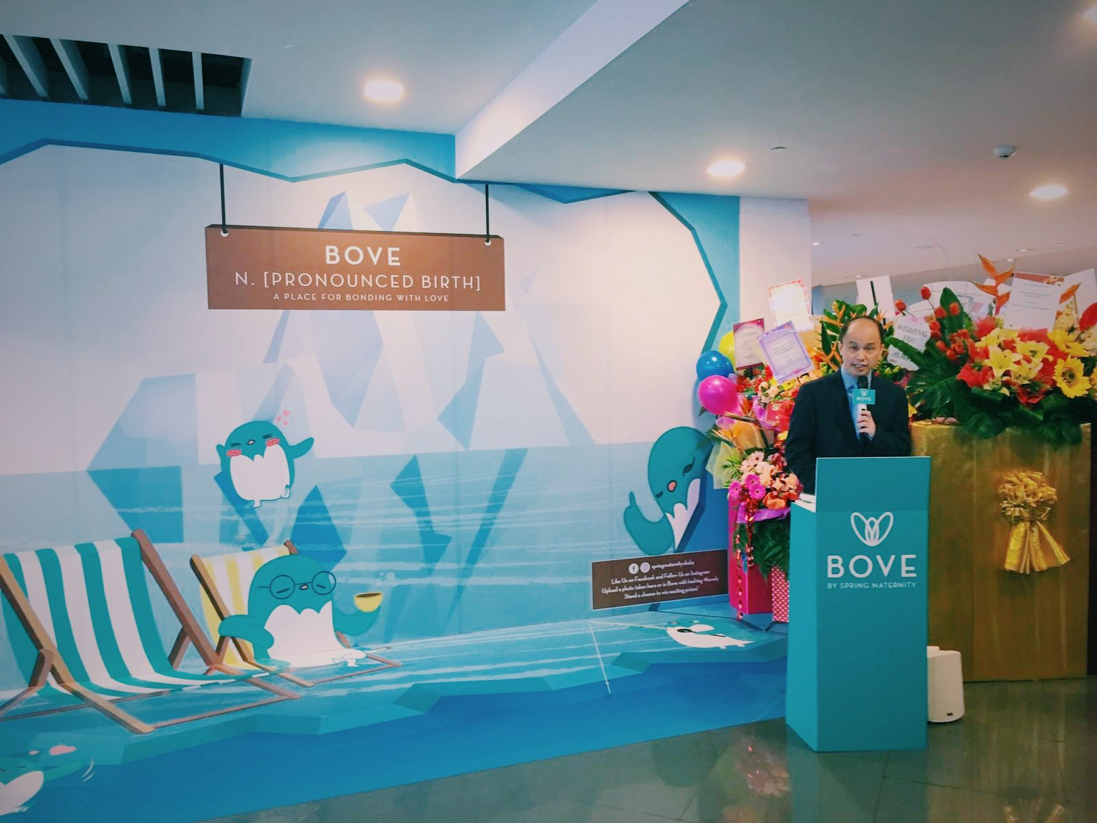 World's First Parenthood and Baby Experience Celebrates Grand Opening