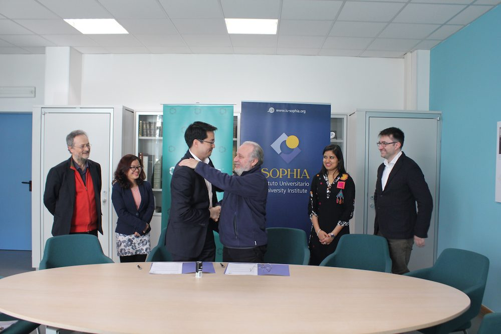 Consulus and Sophia University Institute partner to introduce Global Alchemy Leadership and Innovation Program in Italy
