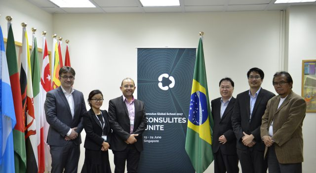 The Global Innovation Consultancy, Consulus arrives in Brazil