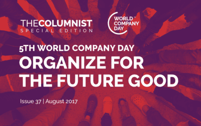 The Columnist   Issue 37   Special Edition: 5th World Company Day