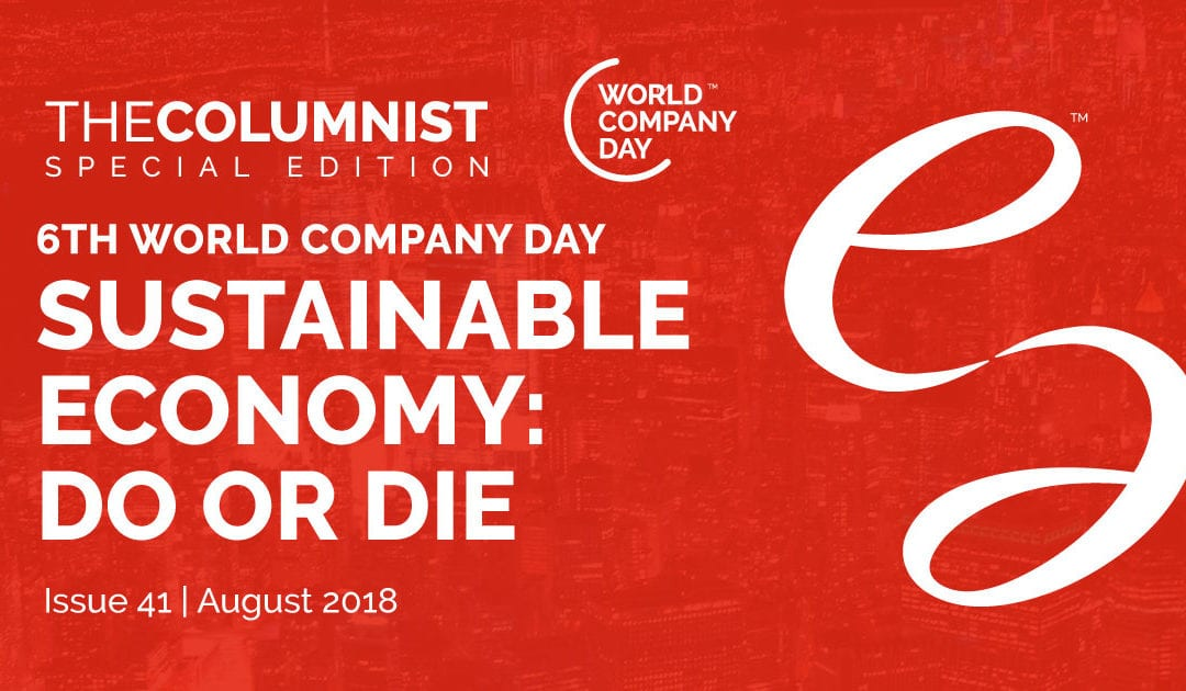 The Columnist | Issue 41 | Special Edition: 6th World Company Day