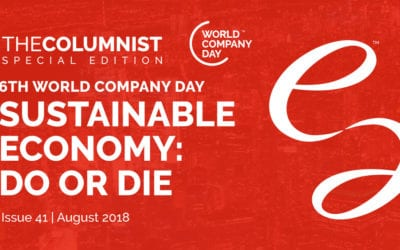The Columnist   Issue 41   Special Edition: 6th World Company Day