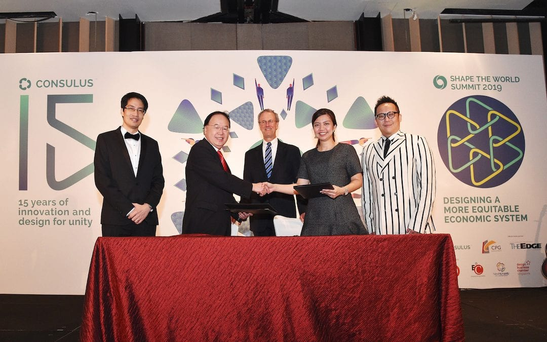 Consulus and Raffles College of Higher Education partner to introduce professional development courses in 12 countries.