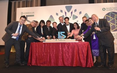 Consulus' 15th Anniversary and Shape the World Summit Gala Dinner