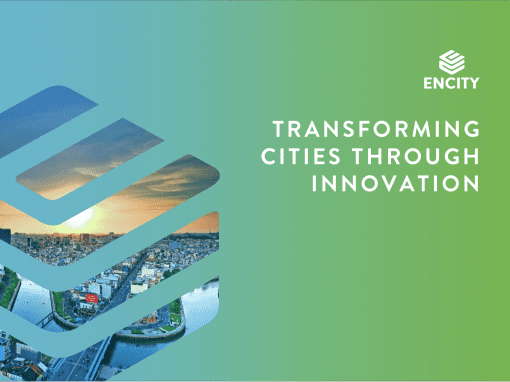 enCity: a new start for a consulting firm focusing on solving urban problems and transforming places