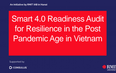 RMIT, Consulus Vietnam and industry experts partner to assess the country's resilience in the post-pandemic age