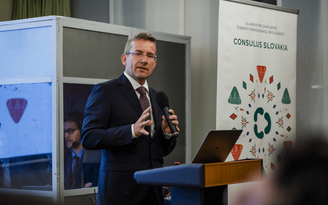 Consulus Elects New Global Chairman for 2021-2022: Stanislav Lencz
